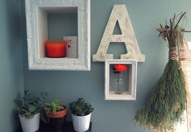 How to Make Shadow Box Frames