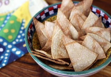 How to Easily Bake Tortilla Chips