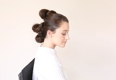 How to Do Your Hair Like Rey from Star Wars The Force Awakens