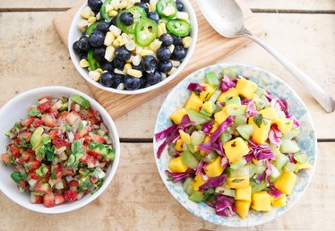 How to Make Three Fruit Salsas for Your Summer Grilling