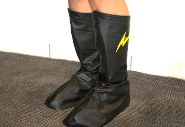 How to Make Costume Boot Covers
