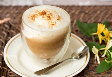 How to Make a Pumpkin Spice Cappuccino