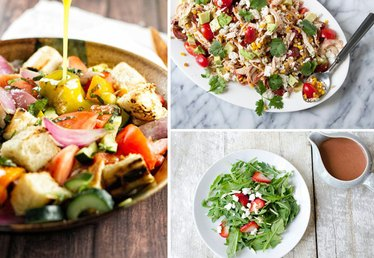 These Salads Pair Perfectly With Pizza