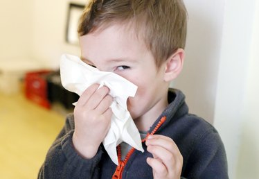 Cures for Toddler Runny Nose