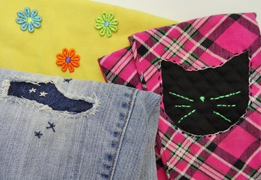 3 Clever Ways to Mend a Hole in Clothing