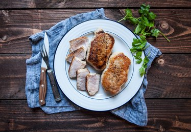 Pan Seared Pork Chops Recipe
