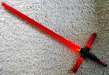 How to Make Your Own Light Saber Toy