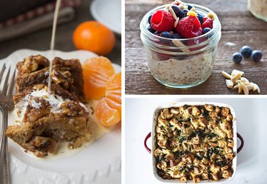 8 Easy and Delicious Breakfast Recipes to Make the Night Before