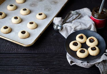 The Only Thumbprint Cookies Recipe You Need