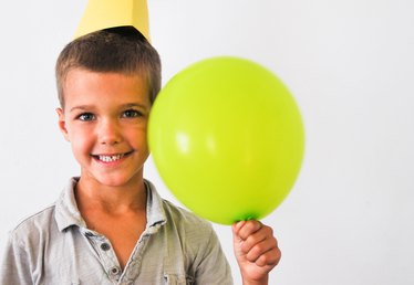 Games for a 3-Year-Old's Birthday Party