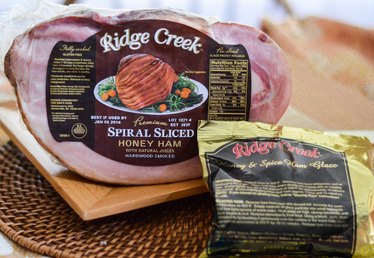 Cooking Instructions for a Ridge Creek Spiral Ham