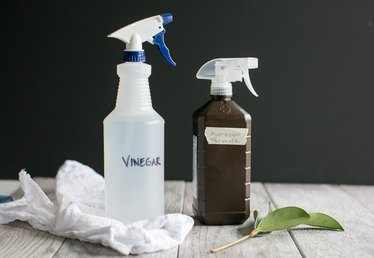 DIY Natural Disinfectant That's Better Than Bleach