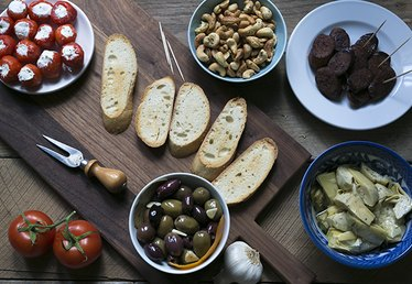 Tapas Party Platter Ideas