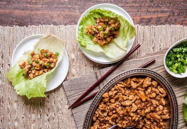 Make P.F. Chang's Chicken Lettuce Wraps (Recipe Tutorial)