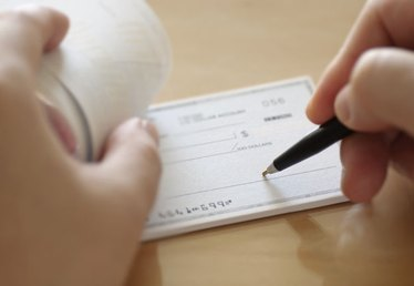 How to Correct a Mistake on a Check