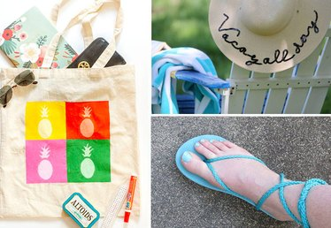 Everything You Need in the Perfect Beach Bag