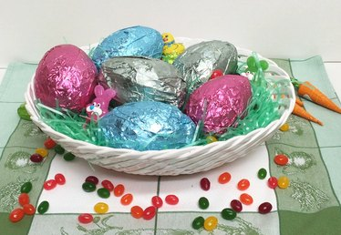 How to Make Chocolate Surprise Eggs