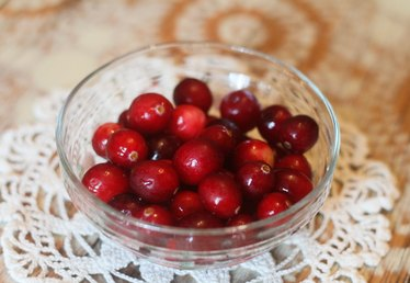 How to Cook Fresh Cranberries