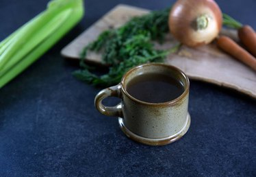 Easiest Healthy Bone Broth Recipe (Using a Slow Cooker)