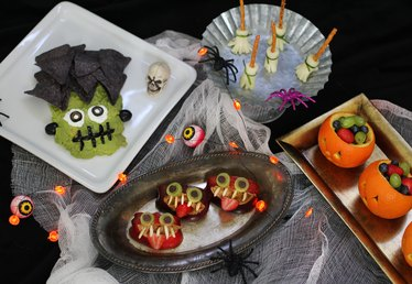 Haunted But Healthy Halloween Snacks for Kids