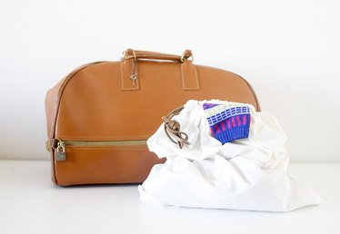 Create Your Own Convenient Travel Laundry Bag