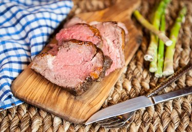 Easy Hoisin Glazed Beef Tenderloin Recipe