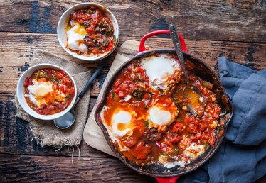 Easy to Make Shakshuka Recipe