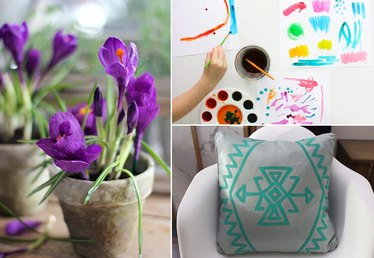 How to Destress Using These Calming Art Projects