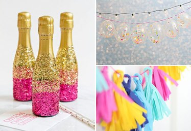 13 Simple New Year's Eve Party Decorating Ideas