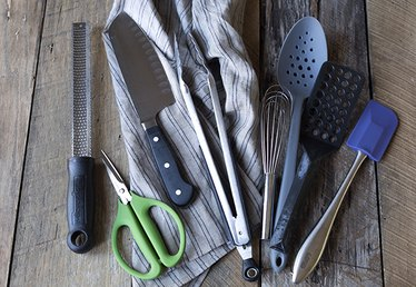 The Only Tools You Really Need for Everyday Cooking