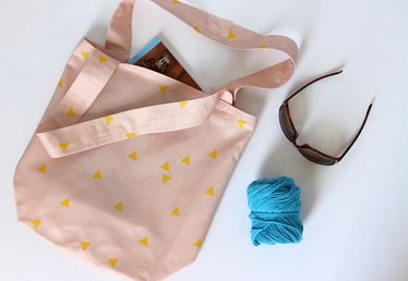 How to Make a Canvas Tote Bag