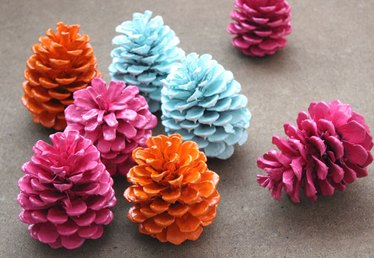 How to Paint Pine Cones for Any Season or Occasion
