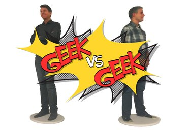 Geek Vs Geek: Which Crowdfunded Projects Make the Cut?