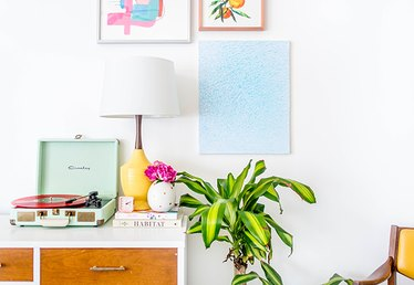 DIY Affordable Canvas Prints (With Free Printable Art!)