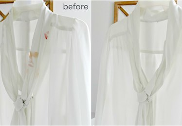 Secret to Removing Makeup Stains from Clothes