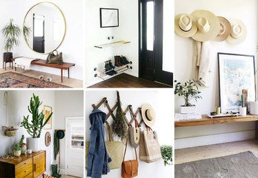 5 Small Entryway Decorating Ideas