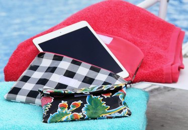 How to Make Water-Resistant Cases for Your iPhone and iPad
