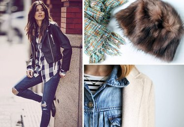 Five Ways to Look Like You Give AF When It's Freezing Outside