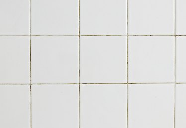 Easy Way to Clean Grout with Vinegar Tutorial