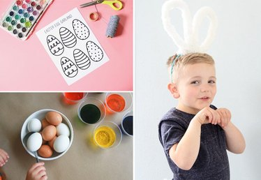 Help Kids Celebrate Easter With These Super Fun Ideas