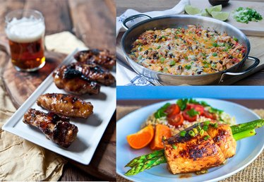 Surprisingly Easy Gourmet Chicken Recipes