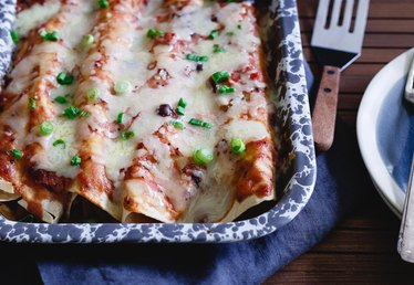 Thanksgiving Must: Turn Your Leftovers Into Enchiladas