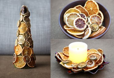 Easy DIY Dried Fruit Decorations