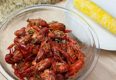 How to Boil Frozen Crawfish