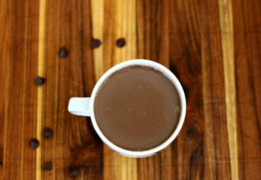 How to Make Hot Chocolate Out of Chocolate Chips