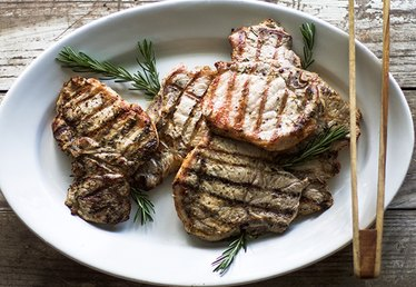 How to Grill a Pork Chop
