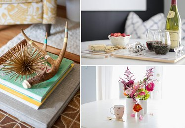 How to Style Your Coffee Table Beautifully