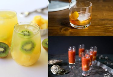 10 Cocktails That'll Shake Up Any Dinner Party