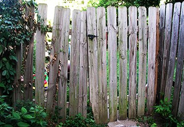 How to Repair a Sagging Gate