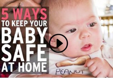 5 Ways to Keep Your Baby Safe at Home